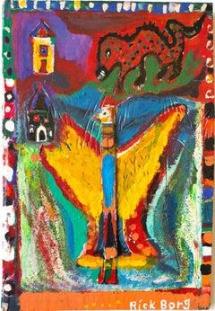 Yellow Bird Diary