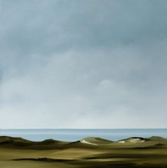 Dunescape I - Oil Seascape Painting