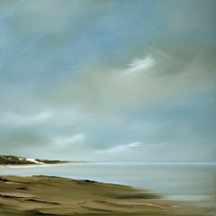 Repose- Oil Seascape Painting