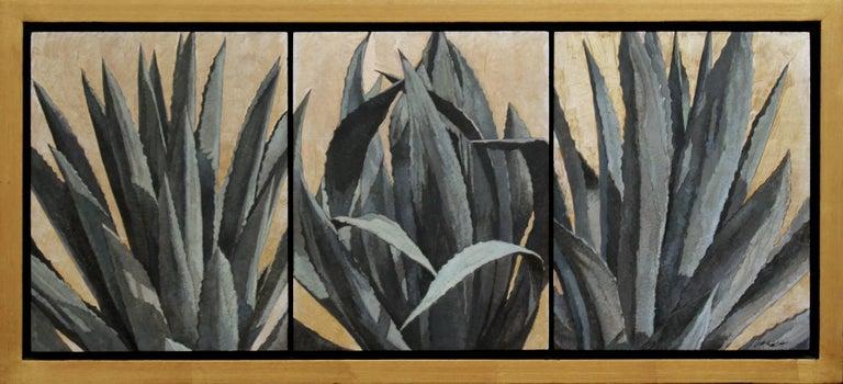 Rick Garcia Still-Life Painting - Triple Distilled Cuervo