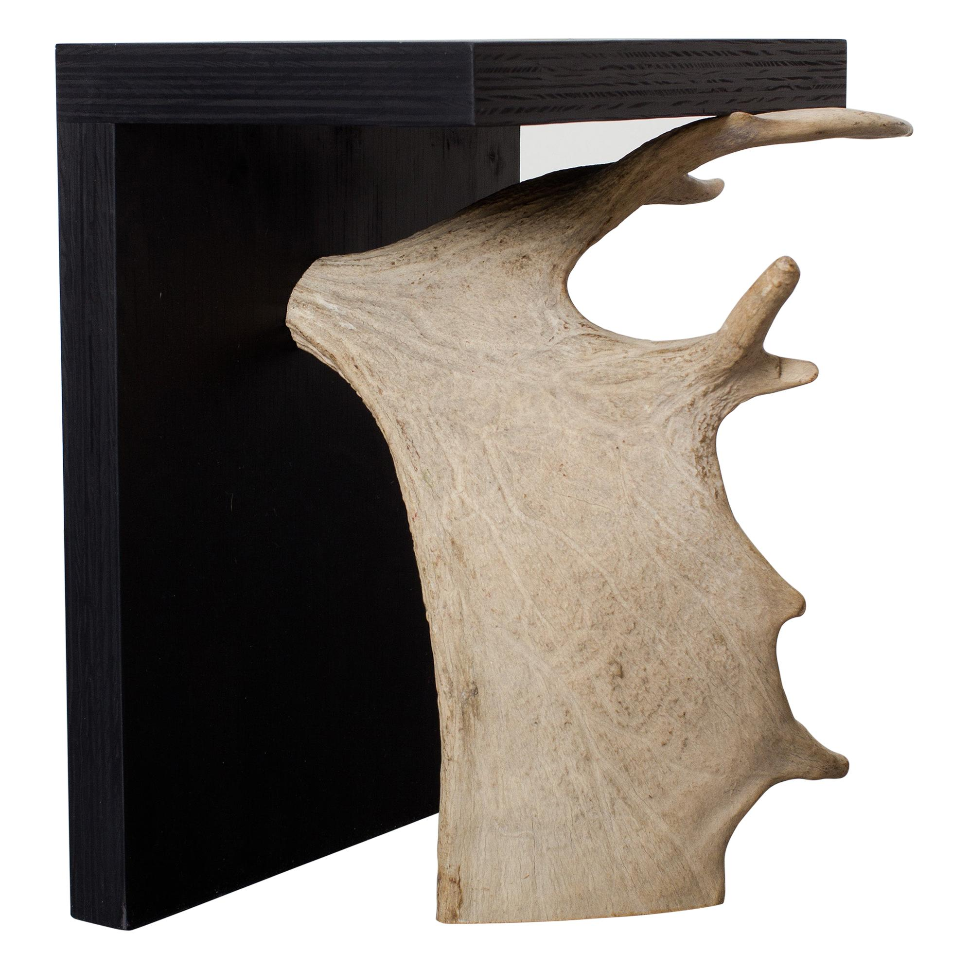 """Rick Owens """"Stag T"""" Stool"""