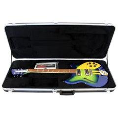 Rickenbacker 360 Custom Painted Weninger Electric Guitar Works