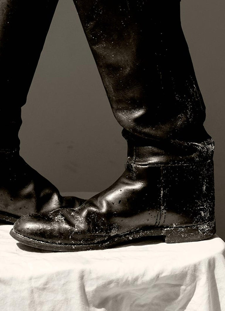 Blue Jeans, and Men and Boots,  Set. From the  Nostalgia series For Sale 4