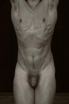 Body,  Sepia Archival pigment print, Medium
