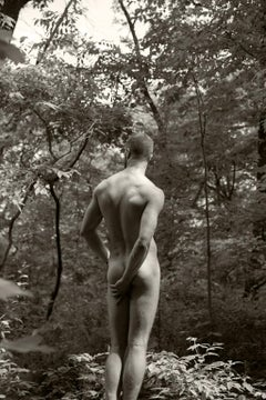 Body Three,  Sepia Archival pigment print,  Large
