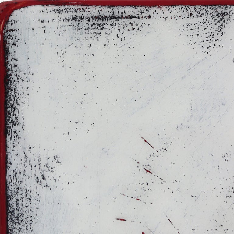 Big Waves 15 - Minimalist Painting by Ricky Hunt