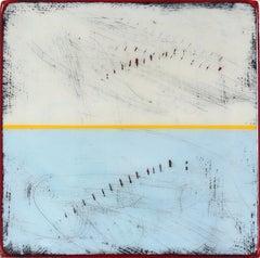 Modern Minimalist Original Artwork - In Tune 22
