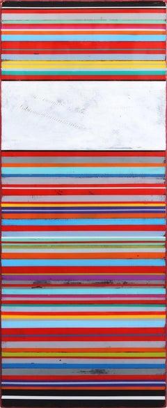 Summer Shade - Modern Acrylic and Resin Artwork