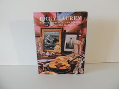 Ricky Lauren Cuisine, Life Style and Legend of the Double RRL Ranch Book