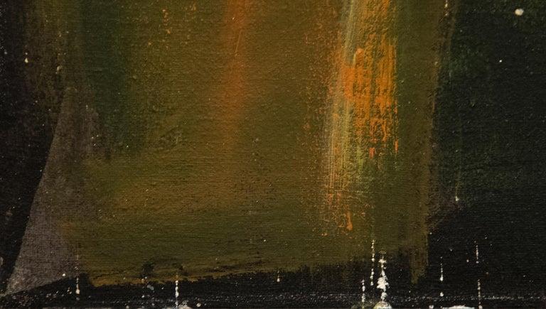 Maria Luisa (After Goya) - Post-War Painting by Rico Lebrun