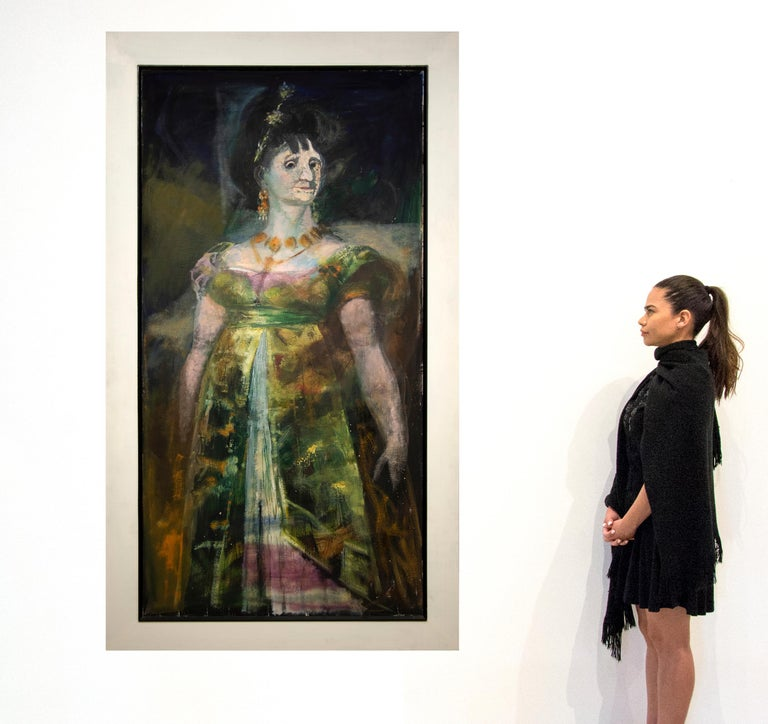 Maria Luisa (After Goya) For Sale 4