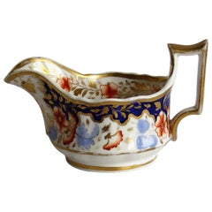 Ridgway Porcelain Milk Jug or Creamer Pattern 2/1005, Regency Period, circa 1825