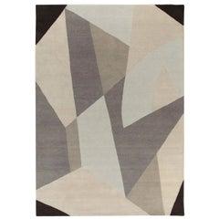 Riflessi Gray Carpet by Gio Ponti
