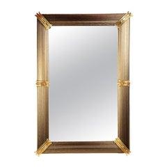 Rigadin Mirror by Ongaro & Fuga