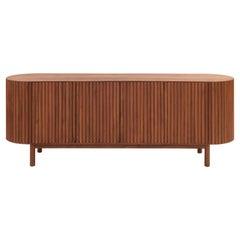 RIMA Credenza, 2M Solid Tzalam Wood