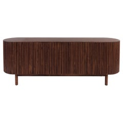 RIMA Credenza, 2M Solid Walnut wood