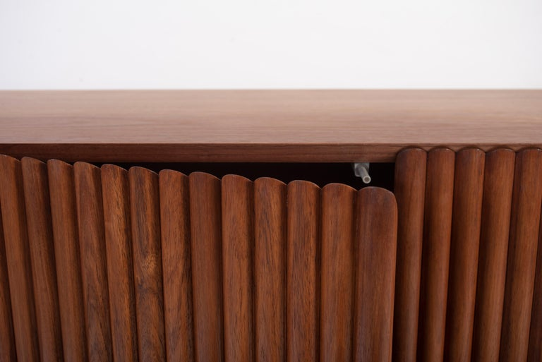 RIMA Credenza, 3M Solid Tzalam Wood For Sale 3