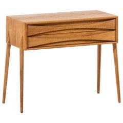 Rimbert Sandholt Side Table by Glas & Trä Hovmantorp in Sweden