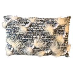 """Rimini"" Merino Wool Pillow"
