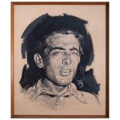 Rinaldo Geleng Signed Italian Portrait