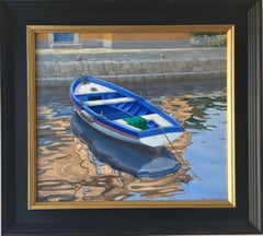 Abstract Reflections, original marine landscape