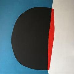 Watermelon, Painting, Acrylic on Canvas