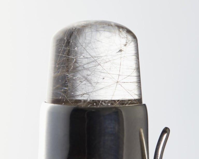 Women's or Men's Ring Designed by Torun Bülow-Hübe for Georg Jensen, Denmark, 1960s For Sale