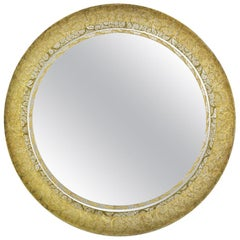 Ring Filigree Round Mirror