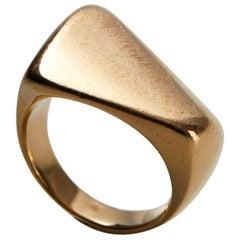 Ring, Model 1141, Designed by Henning Koppel for Georg Jensen, Denmark, 1945