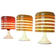 'Ringline' Table Lamp by Paul Boissevain for Merchant Adventurers, 1 Available