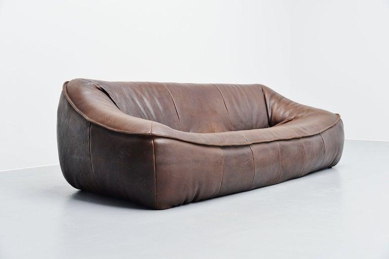 Ringo Sofa Set by Gerard Van Den Berg for Montis, 1970 In Good Condition For Sale In Roosendaal, Noord Brabant