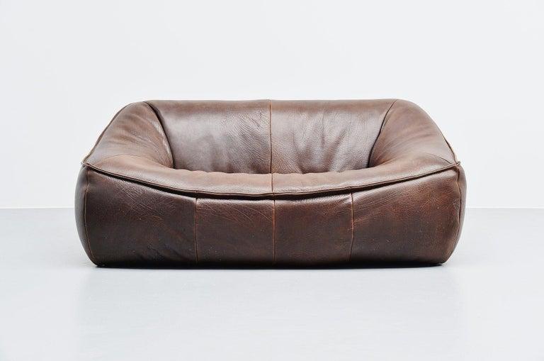 Late 20th Century Ringo Sofa Set by Gerard Van Den Berg for Montis, 1970 For Sale