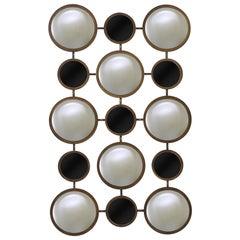 Rings Convex Mirror