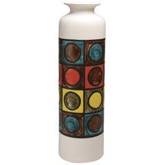 Rings Vase by Aldo Londi