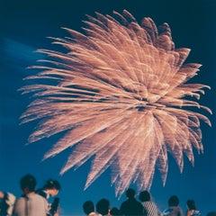 Untitled, from the series of 'Hanabi' – Rinko Kawauchi, Sky, Firework, Night
