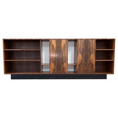 Rio Rosewood Sideboard from the 50s Attributed to Alain Richard