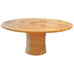 Rise Round Table by Paul Mathieu for Stephanie Odegard
