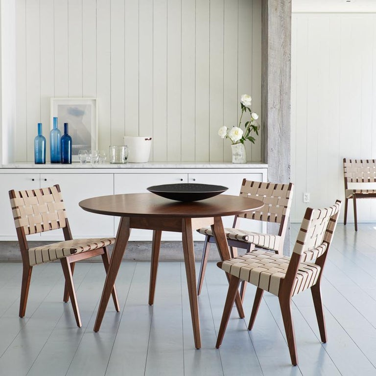 American Risom Dining Chair, Jens Risom, 1943 For Sale