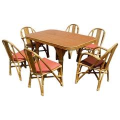 Ritts Tropitan Bamboo Dining Set