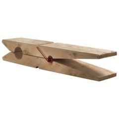 Riva 1920 Mollettina Wood Bench
