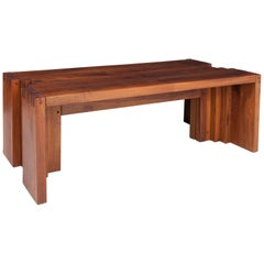 Rivadossi Hardwood Dining or Console Table