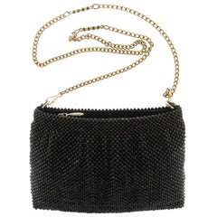 River Pearls Bead Woven Bag