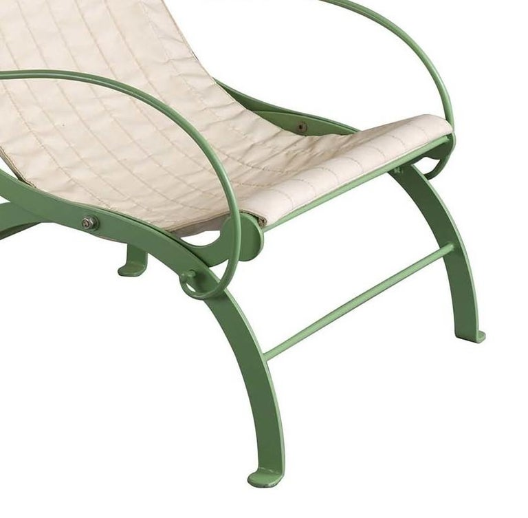 Italian Riviera Outdoor Armchair by Officina Ciani For Sale