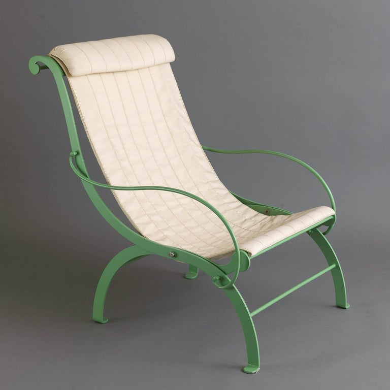 Riviera Outdoor Armchair by Officina Ciani In New Condition For Sale In Milan, IT