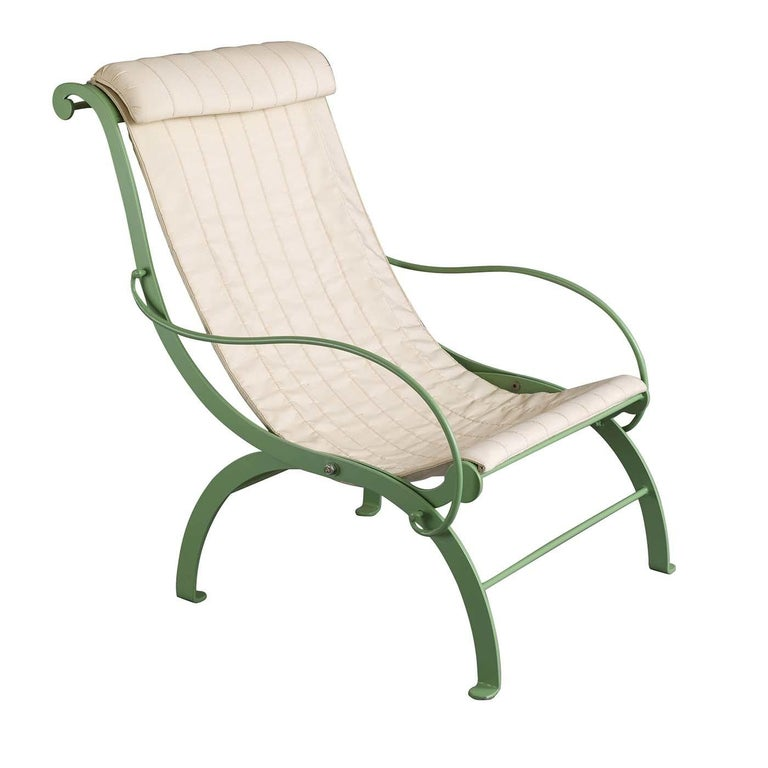 Riviera Outdoor Armchair by Officina Ciani For Sale
