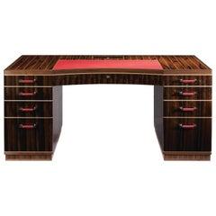 Riviera Rouge Desk