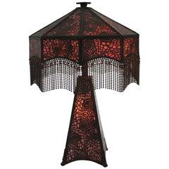 Riviere Studios Arts & Crafts Lamp
