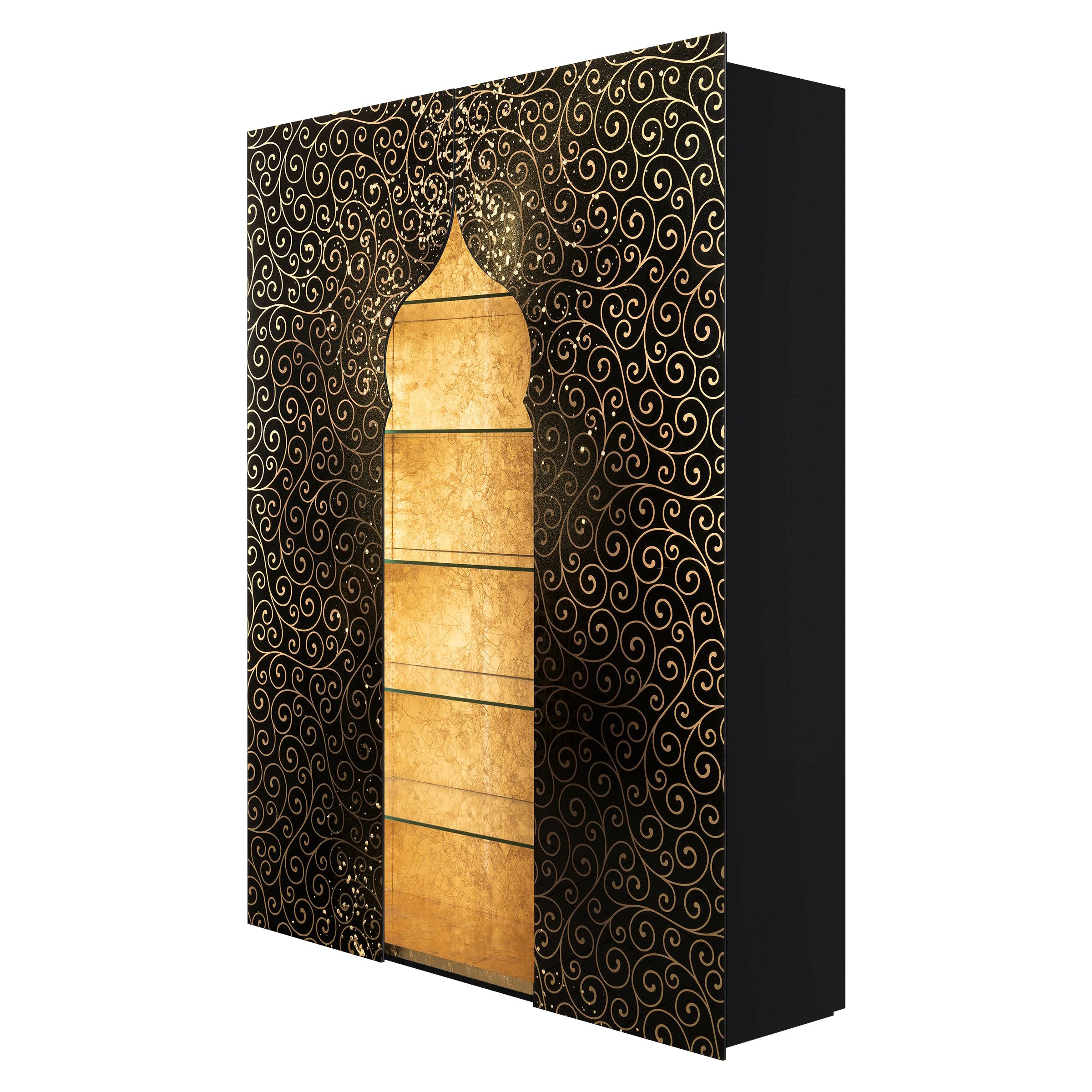 Riyad Cabinet Shelves