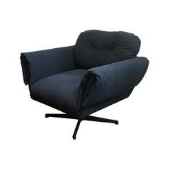 """Ro"" Modernist Spinning Armchair"