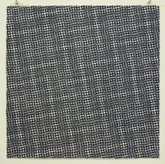 Rob de Oude, Untitled-Wassaic 10, 2016, silkscreen, 18 x 18 inches, Suite of 10